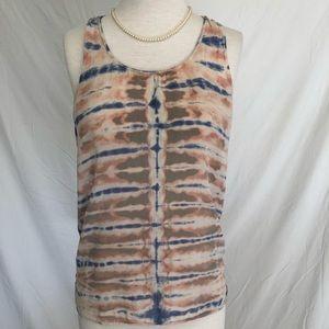 Women's Cynthia Rowley Tie Dye Tank Size Small